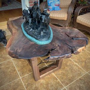 Gallery of High plains display table